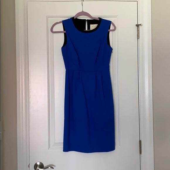 kate spade Dresses & Skirts - Kate Spade NWT Blue Dress Size 0